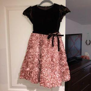 Girls size 8 boutique dress
